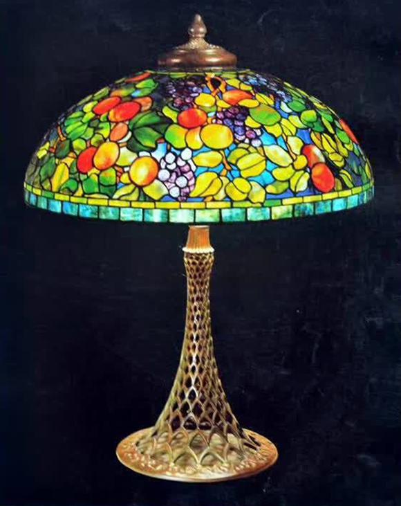 蒂凡尼灯光艺术
