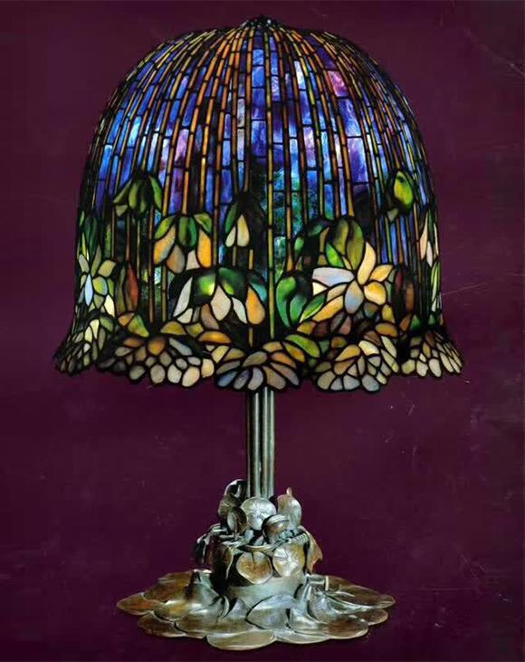 蒂凡尼艺术灯罩