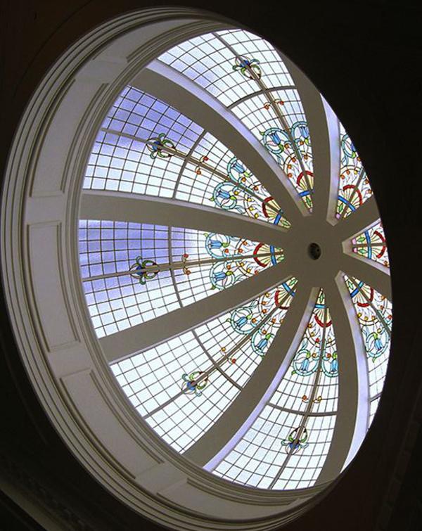 欧式玻璃穹顶