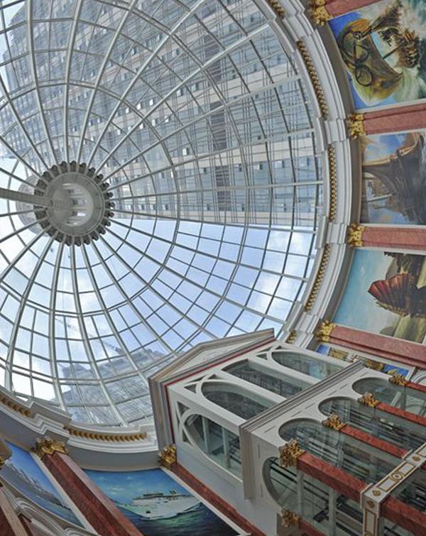 上海穹顶玻璃