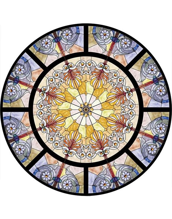蒂凡尼玻璃穹顶