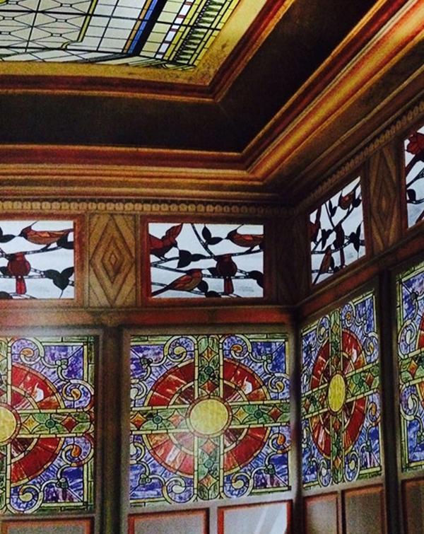 彩绘玻璃教堂