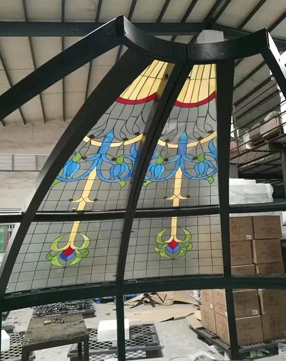玻璃穹顶价格