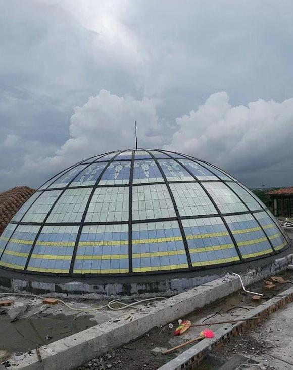 玻璃钢穹顶