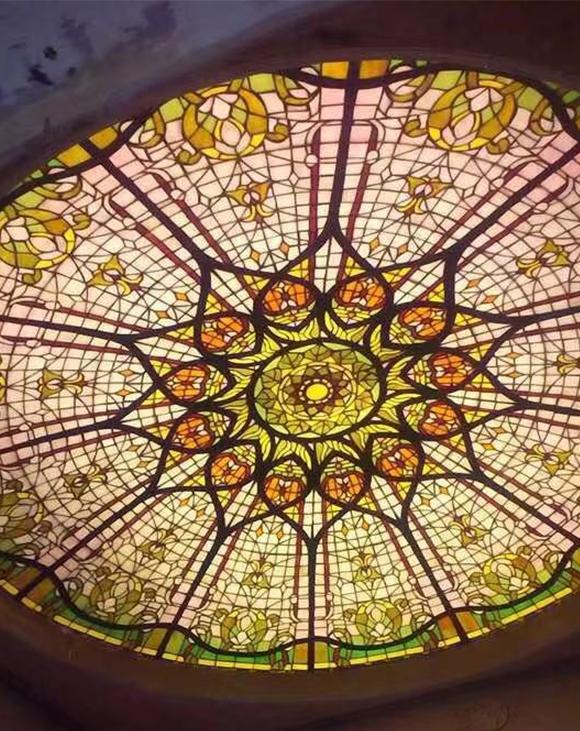 上海玻璃穹顶