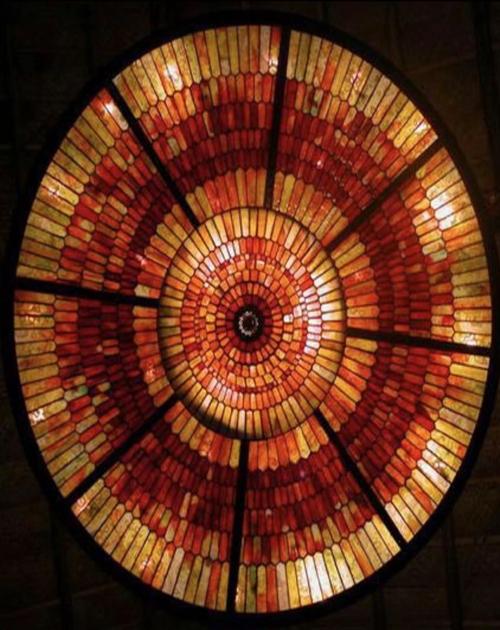 室内玻璃穹顶