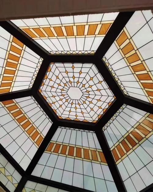 透明玻璃穹顶