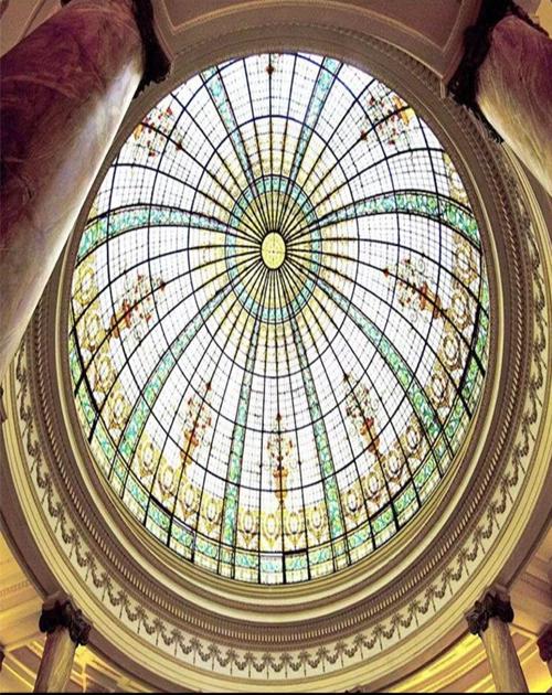 酒店玻璃穹顶